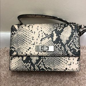 Brand new Steve Madden crossbody bag with tag